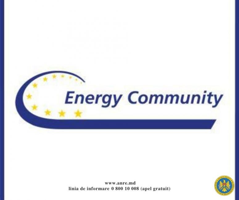 Raportul anual de implementare pe domeniul energetic pentru Republica Moldova: ANRE a demonstrat expertiză la nivel înalt