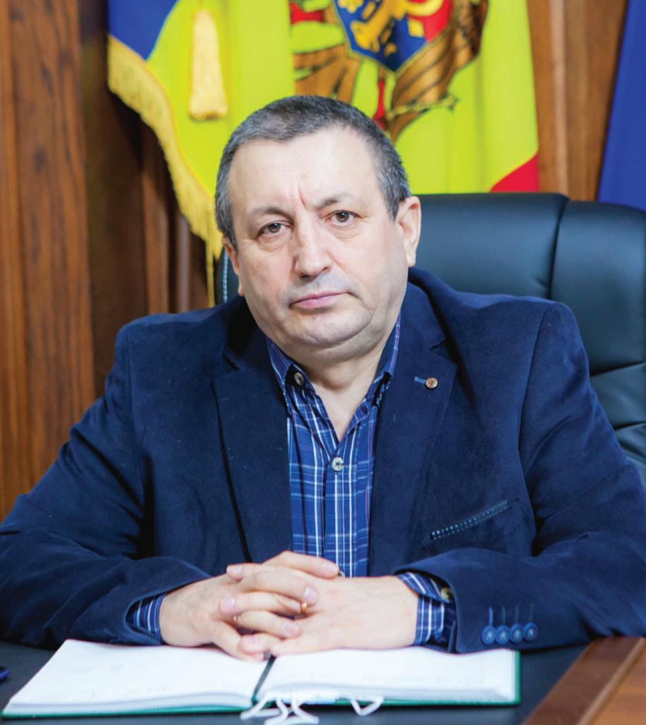 Dumitru Cojocaru: Ne propunem să sporim proporția de împădurire a Republicii Moldova până la 15%