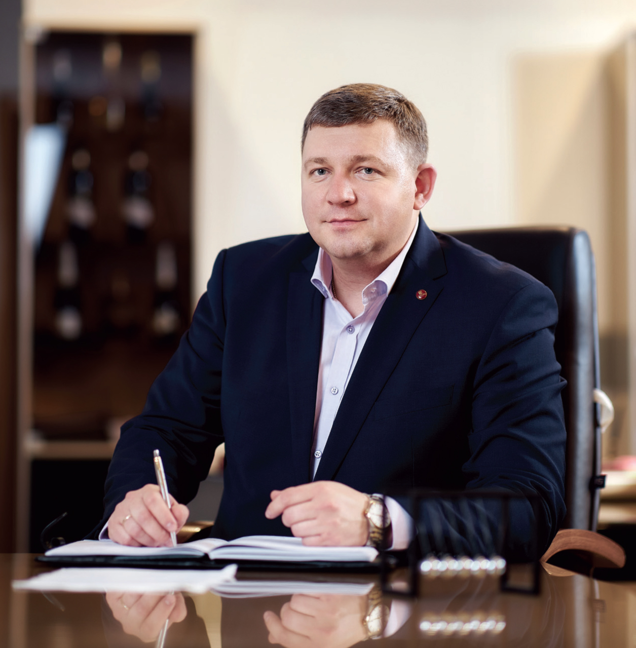 (INTERVIU) Denis Șova: Concentrăm toată energia și forțele pentru a păstra echipa și a produce vinuri de calitate înaltă