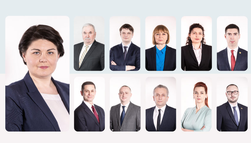 Candidatul desemnat la funcția de Premier și membrii echipei sunt așteptați la Parlament