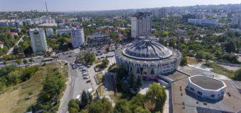 Etapa la care se află proiectul de reparație capitală a clădirii Circului din Chișinău