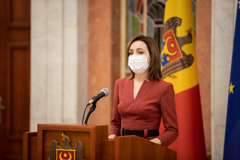 Maia Sandu: Este inadmisibil ca în Republica Moldova să dispară oameni, indiferent dacă sunt sau nu cetățeni ai Republicii Moldova