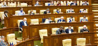 Parlamentul a decis, în prima lectură, modificarea Legii bugetului de stat