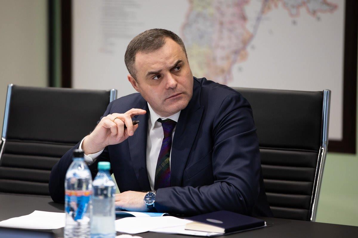 """Vadim Ceban: În 2020, """"Moldovagaz"""" a achitat în termen toate facturile față de furnizori și nu au fost acumulate datorii"""