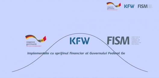 IP FISM, Guvernul German și Banca KfW – un parteneriat de succes care a rezultat cu 235 de proiecte sociale implementate în Republica Moldova