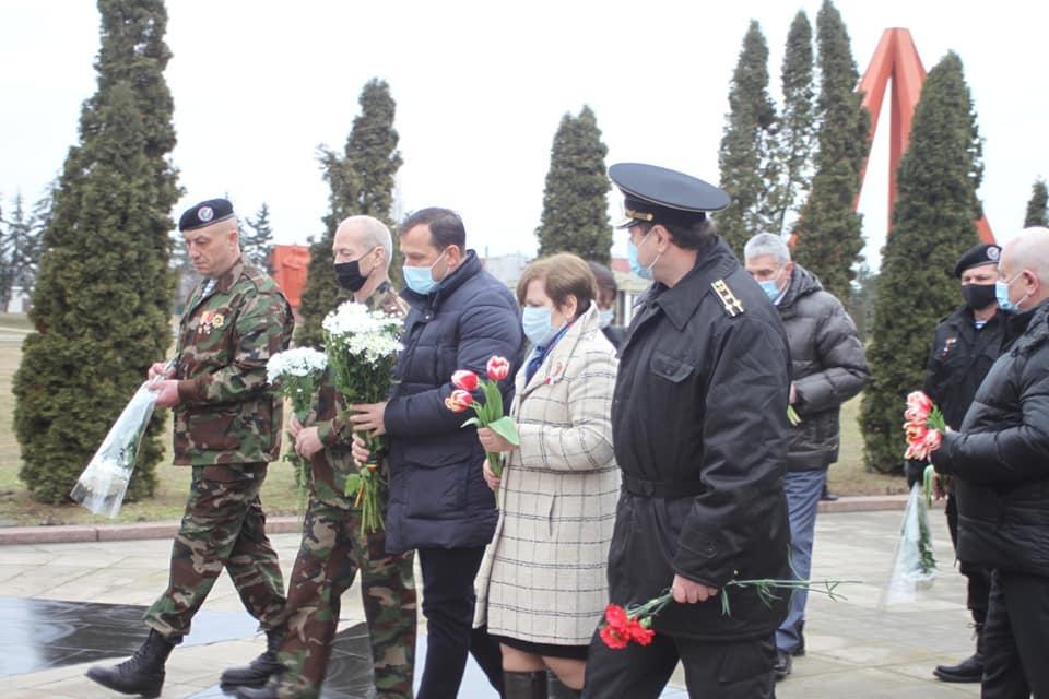 Andrei Năstase: Astăzi e o zi istorică plină de semnificație, de regrete, de suferință, de amintiri îndurerate, dar și de mândrie nedisimulată