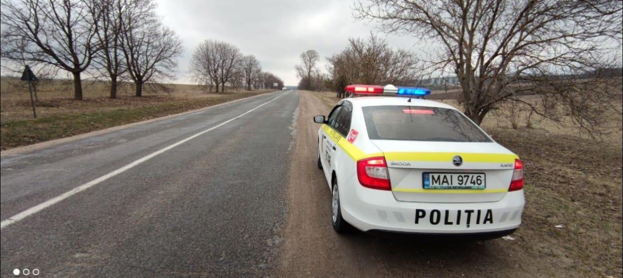 Sinteza de weekend a polițiștilor: Peste 1000 de șoferi au depășit limita de viteză