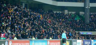 Suporterii moldoveni – printre cei mai disciplinați din Europa