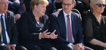 Prim-ministrul Poloniei a sunat-o pe Angela Merkel cu privire la Lewandowski și Piatek