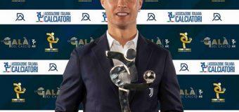 Cristiano Ronaldo, un nou premiu în Italia! Mesajul i-a pus pe jar pe fanii lui Juventus