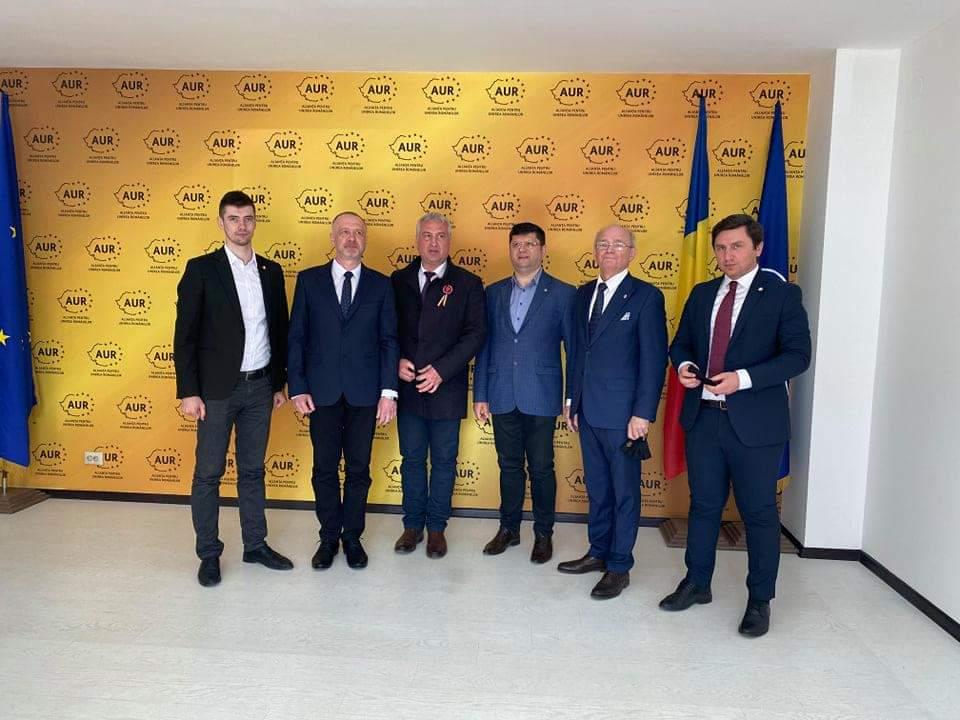 AUR s-a lansat și în Republica Moldova