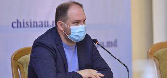 Ceban: Am preluat sub propria răspundere implementarea şi amenajarea parcărilor în capitală