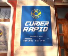 """(VIDEO) Î.S. """"Poșta Moldovei"""": În curând va avea loc deschiderea Centrului de Curierat"""