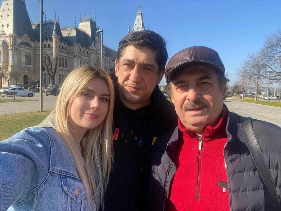 Nicolae Botgros s-a vaccinat anti COVID în România