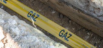 """""""Chișinău-gaz"""" a finalizat lucrările de reparație a conductei de presiune medie, avariată, de la intersecția străzilor Melestiu și Odesa"""