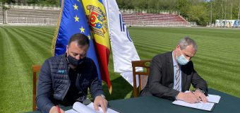 FMF a semnat un acord de colaborare cu UTM