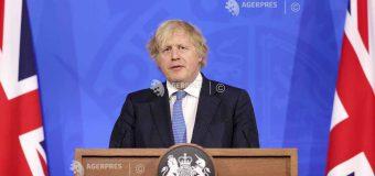 Coronavirus: Boris Johnson va ridica restricţiile legate de pandemie în Marea Britanie