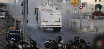 Rachete lansate de mişcarea Hamas asupra Israelului şi raiduri aeriene israeliene în Fâşia Gaza