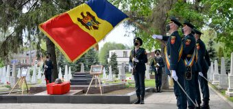 După 77 de ani, osemintele unui ostaş kazah, decedat pe teritoriul ţării noastre, revin la baştină