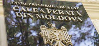 """""""Calea Ferată din Moldova"""" va putea fi gestionată, parțial, de operatori privați"""