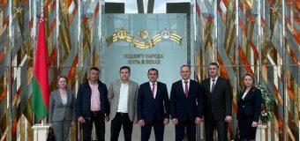 Schimb de experiență dintre autoritățile din Orhei și administrația locală din Belarus