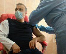 490 polițiști de frontieră au fost imunizați