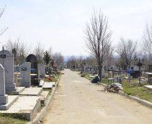 Accesul cetățenilor pe teritoriul cimitirelor din Chișinău este restricționat