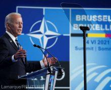 """Summit NATO/Biden promite să îi spună lui Putin care sunt """"liniile sale roşii"""""""