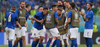 Ce moment: Italia are 30 de meciuri consecutive fără înfrângere și peste 1000 de minute fără gol primit