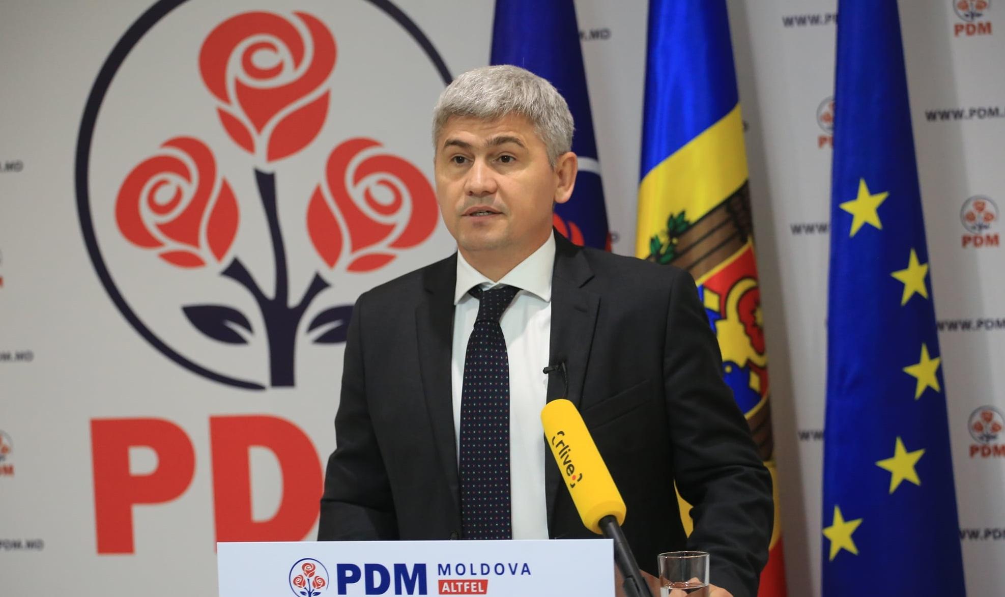 Jizdan: Trebuie să vedem ce avem de făcut în continuare pentru ca PDM să revină nu doar în Parlament, ci şi la guvernare