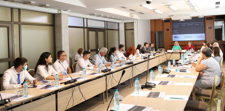 """În viitorul apropiat pe piața financiară a Republicii Moldova va apărea un nou instrument financiar – """"garanții de portofoliu"""""""