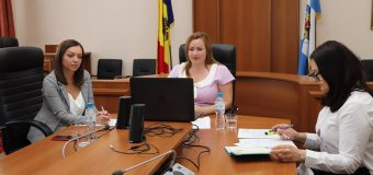 """Ședință la CCRM privind examinarea Raportului auditului operațiunii """"Modernizarea sectorului sănătății în R. Moldova"""""""