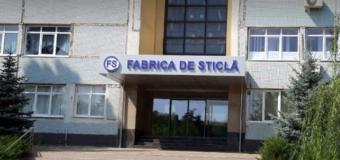 """(INTERVIU) Ion Tomşa: """"Fabrica de Sticlă este o întreprindere profitabilă când activează, însă are nevoie de susţinere periodică în momentele de reparaţii a utilajului"""""""