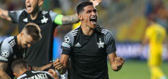 Sheriff scrie istorie: S-a calificat în grupele Ligii Campionilor UEFA