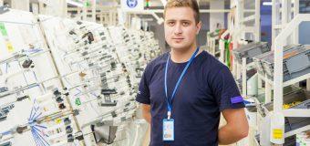 Alexandru Țărnă: Recomand tuturor să vină să muncească la SE Bordnetze SRL pentru că sunt condiții de muncă bune, apropiate de țările europene