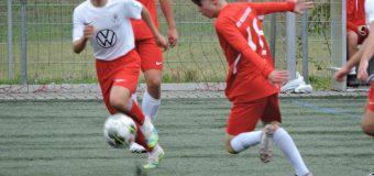 Cunoaște-l pe Eduard Grosu, jucător la KSV Hessen Kassel (Germania)