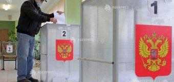 Alegeri parlamentare în Rusia: Partidul pro-Kremlin se menţine pe prima poziţie după numărarea a peste 70% din voturi