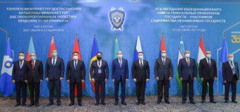 Alexandr Stoianoglo a avut o întrevedere bilaterală cu omologul său din Federația Rusă