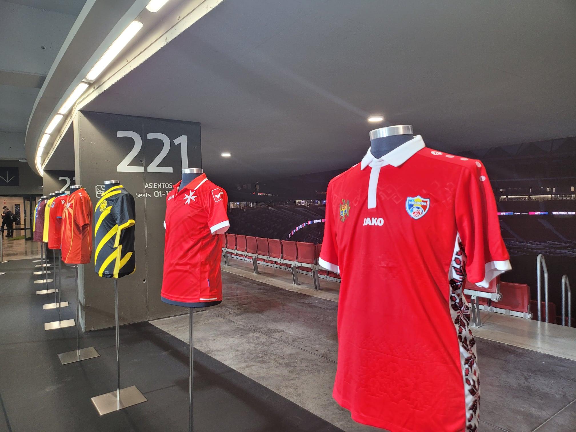 """""""Fotbal pentru Pace""""! Republica Moldova s-a alăturat altor 80 de țări pentru a participa la o expoziție internațională"""