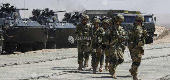 Rusia va efectua exerciţii militare în Crimeea