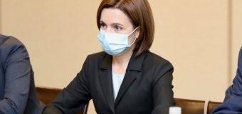 Președintele Maia Sandu a avut, la New York, mai multe întrevederi neformale