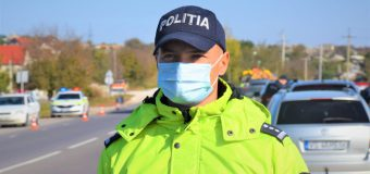 În weekend, polițiștii au depistat peste 2000 de încălcări ale Regulamentului circulației rutiere