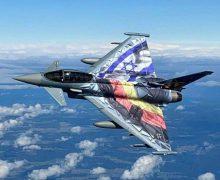 Avioane de luptă israeliene şi germane au survolat împreună Ierusalimul, înainte de un exerciţiu militar internaţional